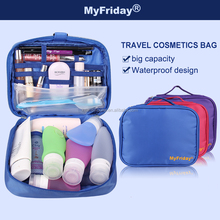 Best Travel Style Cosmetics Bag Fancy Travel Organizer/ Cargo Bag