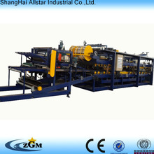 Allstar Nice price 3D wire mesh and EPS board sandwich panel machine
