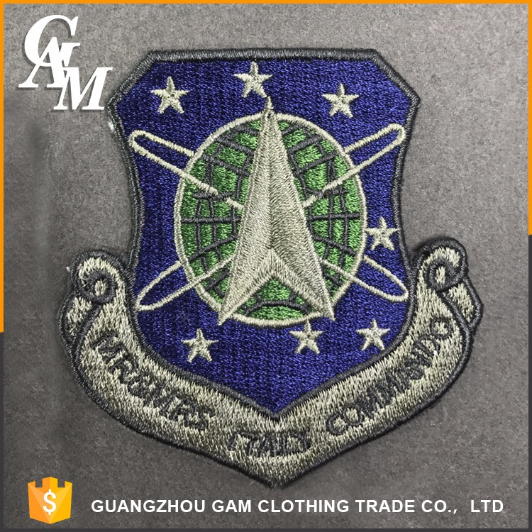 2017 Latest Design Cheap custom Embroidery Cloth Patch
