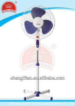 2015 16 inch stand fan with good performance motor