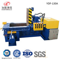 affordable scrap metal hydraulic drive baler