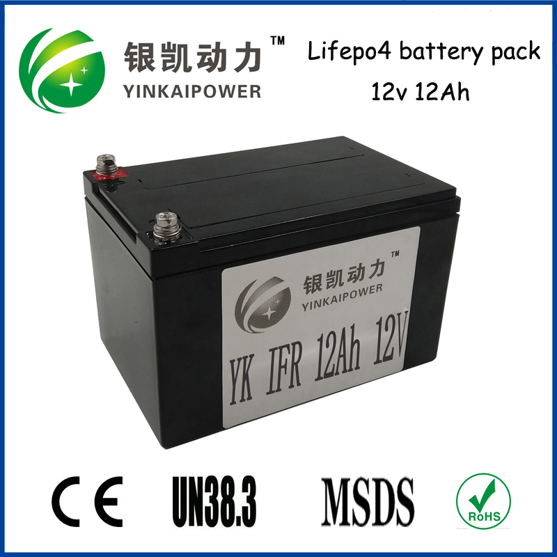 Customized size 14.8v 12ah ICR26650 SLA replacement lithium ion battery pack for home solar system, EV, power tool