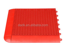 indoor/outdoor interlocked mini tennis court size