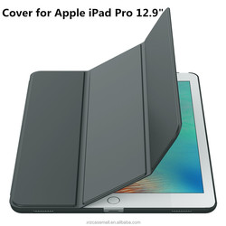 Tablet Custom Cover Case with Stand Book Leather Flip Case Cover for iPad Pro12.9 inches