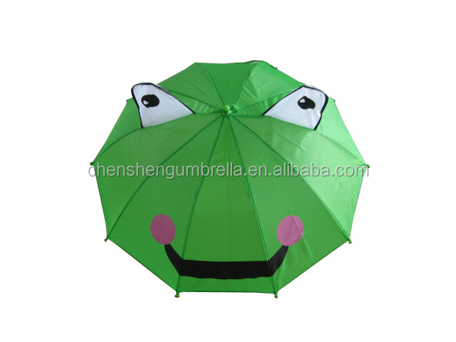 Cute animal ear umbrella for kids
