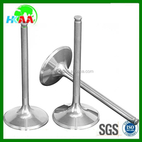 Factory price custom high quality motorcycle engine valve