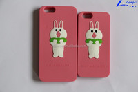shockproof Phone case animal shaped silicone phone case made in China