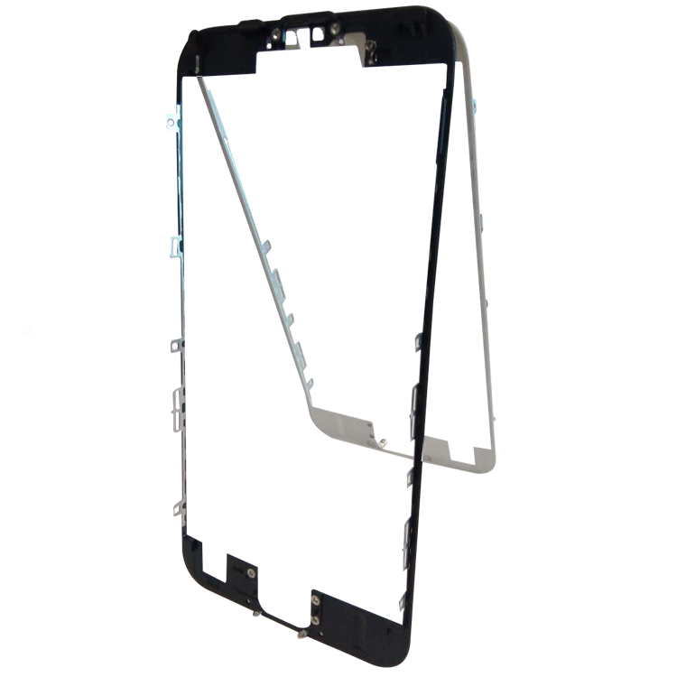 Factory price Oil Paint Back Cover Plating the frame for iphone 5s LCD touch screen