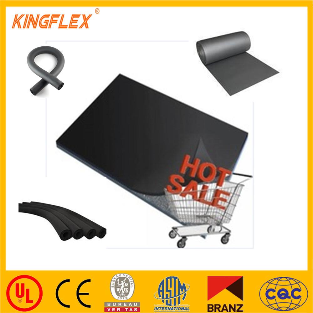 9 mm 10 m2 Roll Armaflex Closed Cell Foam Insulation Self Adhesive Car Sound
