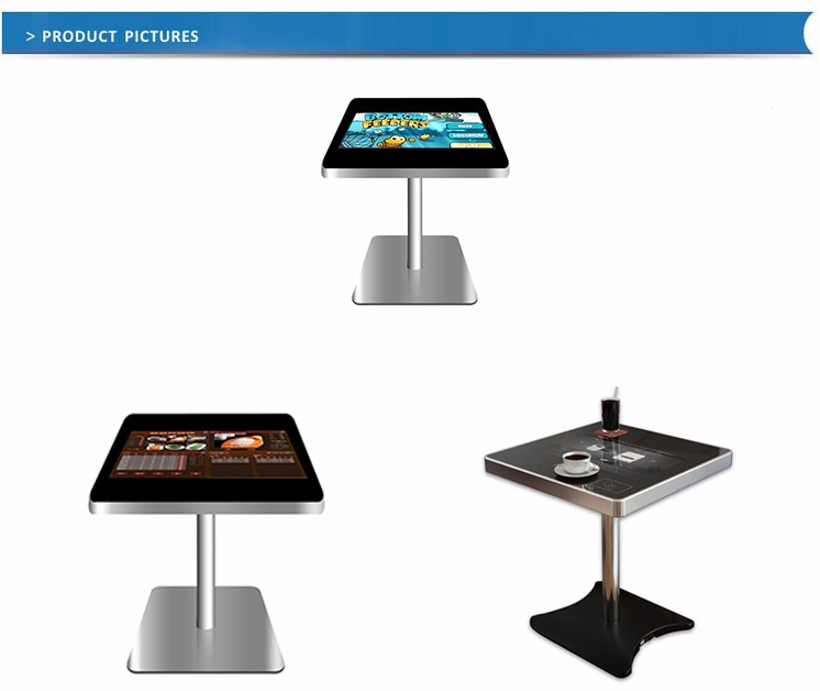 22 Inch Lcd Interactive Coffee Table Touch Screen Bar Table With Read Card Buy Lcd Interactive