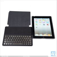 ACC4S 2014 New Product Hot Selling Aluminum Keyboaord Case For Ipad 2/3/4 P-iPAD3CASE069