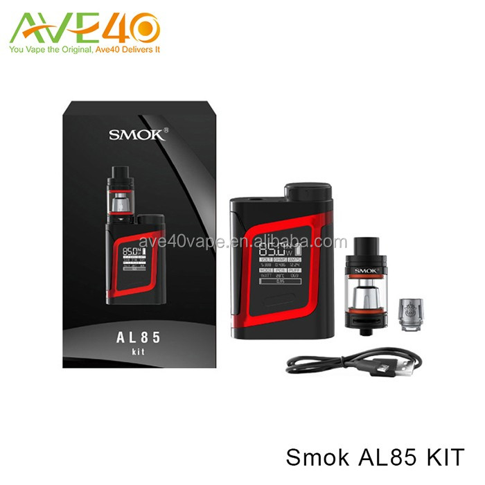 2017 best selling Ecig New arriving smok alien kit Alien 220 premium 220w tc mod Smok Alien with tfv8 baby