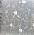 Factory Price White flower Rattan curve Patterned Frosted Glass Protective Window Film