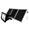 50w solar flood light dimmable led flood lights meanwell driver with light control