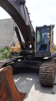 Genuine Source used VOLVO excavator cheap 320C for sale Oceania