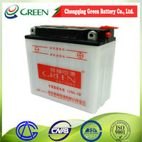 """Loncin motorcycle use Battery,Lead Acid Dry charged Motorbike batteries for starting"
