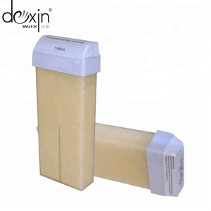 DEXIN Factory Wholesale 100ml Depilatory Roll On Pearl Wax