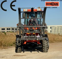 EVERUN China Floating Seal hand farm walking tractor