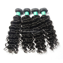 New weave names virgin dyeable french curls human hair