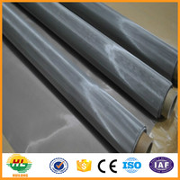 Alibaba China rfid blocking fabric monel 400 wire mesh screen fabric