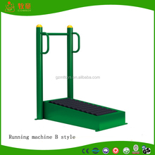 The fitness equipment used for public park and community for old man