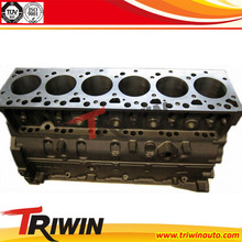 Triwin tractor engine parts 6BT 3081283 motorcycle cylinder block from China supplier