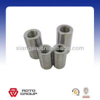 rebar coupler joint,parallel thread rebar coupler,steel screw rebar coupler