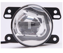 12W 4 inch round led fog light for jeep