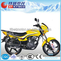 Chinese factory zf-ky best price street legal motorcycle 125cc ZF125-2A