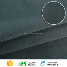 2018 high quality factory supplier custom cotton polyester twill workwear fabric