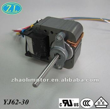 High torque low rpm electric motor ac small gear motoryj62 for Small electric motor gears