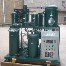 Lubricating oil filtration machine, hydraulic oil cleaning system, oil purification Equipment