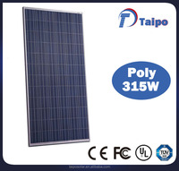 315w jinko yingli solar panel provider