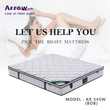 Soft roll up memory foam bed mattresses
