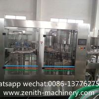 Perfect Automatic Drinking Mineral Water Bottling