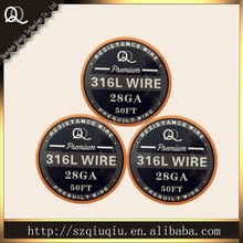 NEW High Quality Spring Heating Coil Wire A1 0.4mm Wire 5m Per Roll for Ecig vape RBA RDA Atomizer DIY