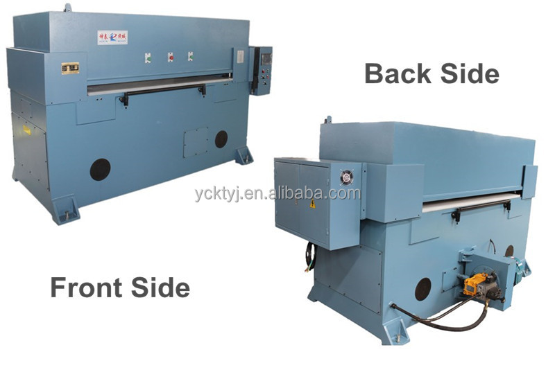 Manual Die Cutting Machine for EVA, Sponge, Shoes, Gloves and Toys