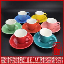 Best quality best quality ceramic acf cup saucer