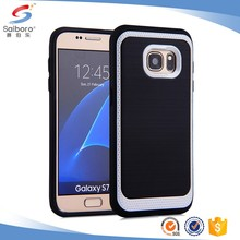 New Hybrid shockproof protective plastic heavy duty mobile phone armor covers cases for samsung galaxy s5