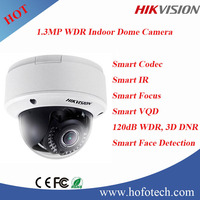 1.3MP WDR Indoor Camera,Hikvision ip camera,WDR ir dome camera DS-2CD4112FWD-IZ