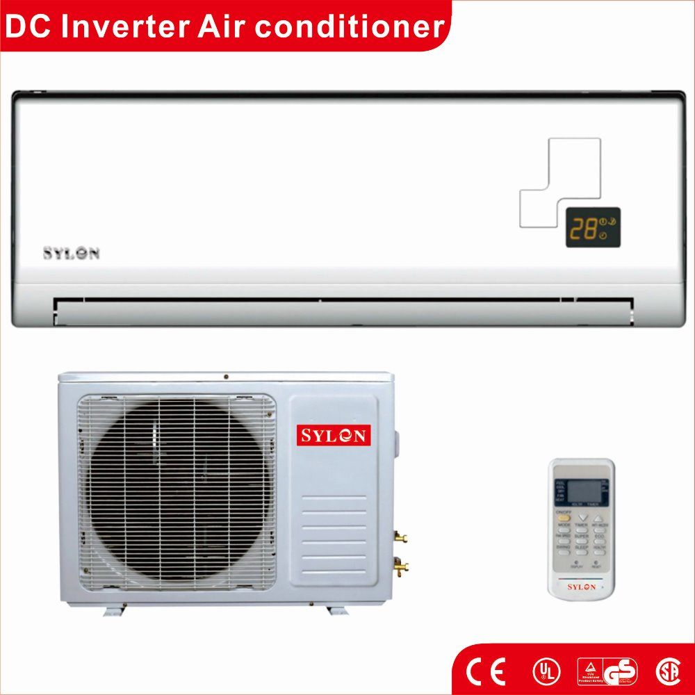 9000BTU DC Inverter Wall Mounted Air Conditioner