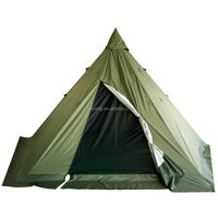 2013 new waterproof and UV protection lavvu tent camping hunting tent