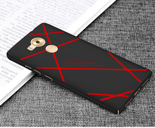 2017 New Coming Hot Design Popular Simple Strip Mobile Accessaries Phone Cover Case for Huawei P8 Lite