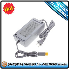 China popular selling! power adapter input 100 240v ac 50/60hz for Wii U console