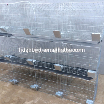 excellent quality 12 rabbits capacity rabbit cages