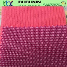NT650 Shoes uppers polyester shoe mesh fabric