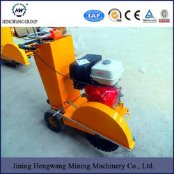 road diamond wire asphalt cutting saw machine