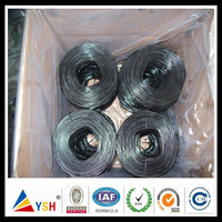 Anping Manufacturer Factory Sale 0.5-3mm Black Annealed Iron