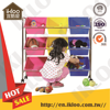new premium Home Storage kids organizer 9 Tier plastic Toys Storage