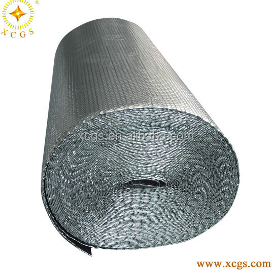 reflective aluminum foil thermal insulation heat building material